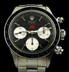 Omani Rolex Daytona - so far the only Rolex I like. They are normally too busy for me. #simpleisbetter