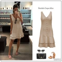 Swans Style is the top online fashion store for women. Shop sexy club dresses, jeans, shoes, bodysuits, skirts and more. Simple Dresses, Cute Dresses, Casual Dresses, Short Dresses, Summer Dresses, Cute Fashion, Boho Fashion, Fashion Outfits, Casual Work Attire