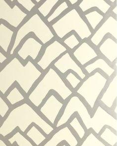 Zimba by F. Schumacher & Co.   #wallpaper