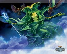 Magic: The Gathering — Duels of the Planeswalkers art - Поиск в Google