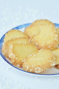 Zandkoekjes zoals mijn moeder ze vroeger maakte, wat een fijne Oud Hollandse basic!