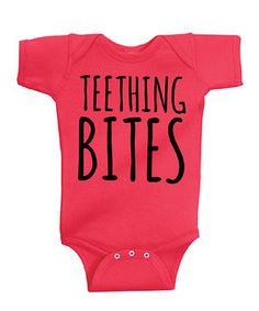 Little ones don't have to master the art of speech to show off their comedy chops when they're rocking this hilarious baby basic. Like any good punch line, changing is quick and effortless thanks to the handy lap neck and snaps on bottom.