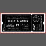 Vintage Playbill Theater Ticket Wedding Invitation | Zazzle