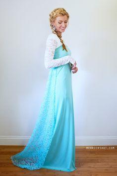 Merrick's Art // Style + Sewing for the Everyday Girl: HOMEMADE HALLOWEEN: DIY DISNEY PRINCESS HALLOWEEN COSTUMES