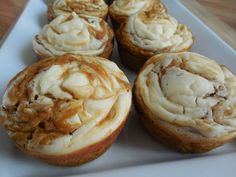 I like this ** Weight watcher recipes. Pumpkin spice cream cheese muffins by drizzle me skinny...