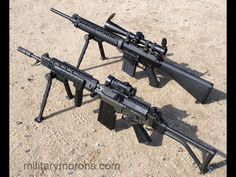 FAL and AR10