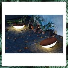 "Foscarini on Instagram: ""Ever wondered about turning your garden into a living room? Solar creates a warm atmosphere by giving an intimate touch to the open-air…"" Space Age, Fascinator, Planets, Solar, Warm, Create, Turning, Garden, Outdoor"