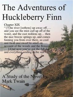 an overview of the superstition in mark twains novel the adventures of huckleberry finn This passage comes from the first chapter of the adventures of huckleberry finn, by mark twain huckleberry is explaining how life is with the widow douglas and miss watson.