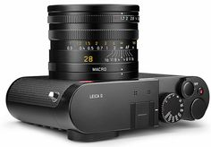 Leica Q is a 24MP Full-Frame Compact Camera with a 28mm f/1.7 Lens