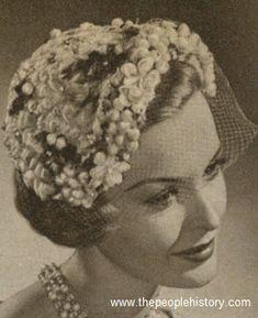Flower Profile Capulet 1959