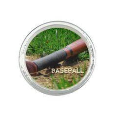 Baseball Season Custom Ring