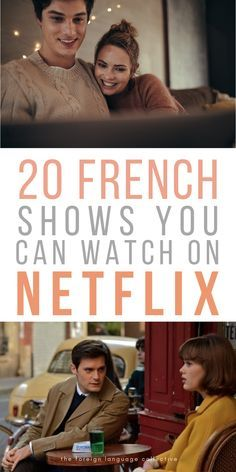 15 French Shows You Can Watch On Netflix in 2020