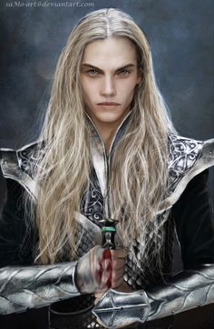 Glorfindel by SaMo-art