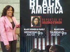 Black IN America CNN pam perry pr