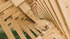 kengo kuma wind eaves pavilion hsinchu county taiwan designboom