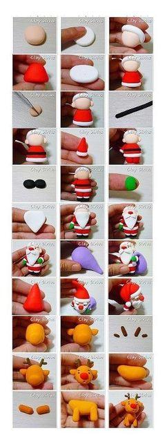 Tutorial Santa Claus