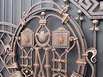 Кованые ворота Премиум класса Chandelier, Ceiling Lights, Lighting, Design, Home Decor, Candelabra, Decoration Home, Room Decor, Chandeliers