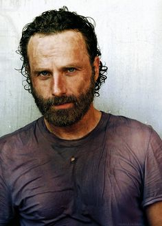 Andrew Lincoln - one hot zombie killing man! Love him!