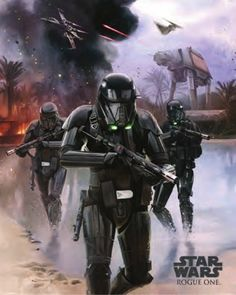 Rogue One: A Star Wars Story Artwork Offers Better Look at Darth Vader