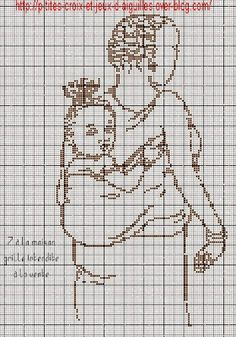 African woman with baby, found on : http://grillespointdecroixetcie.blogspot.it/