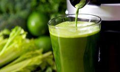 Com tanta receita de suco verde que já dei por aqui hoje a receita é de suco de clorofila. A clorofila pode ser encontrada em legumes,verduras e tudo que tenha a cor verde como predominante. É ótima para a memória,...