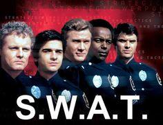 Les heros de SWAT sont de retour sur ton téléphone mobile avec une sonnerie culte et gratuite!