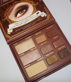 Too Faced Natural at Night Palette.....I want this!
