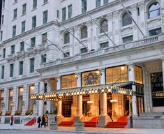 The Plaza Hotel New York City by SharonGphotography on Etsy, $25.00