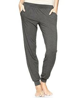 Love these GapBody pants! Loving any comfy looking pants right now really!