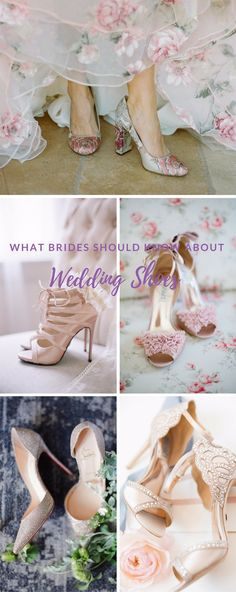 1cb0b47e03d2 15 things you should know about choosing wedding shoes Rose Gold Wedding  Shoes