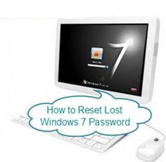 how to reset lost windows 8 / 7 password without disk