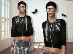 Sims 4 CC's - The Best: Clothing by MissFortune