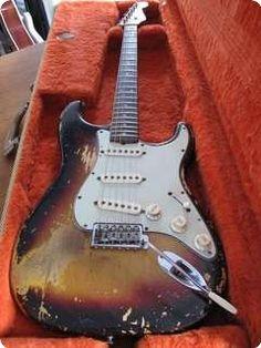 Fender Stratocaster 1963 #vintageandrare #vintageguitars #vandr