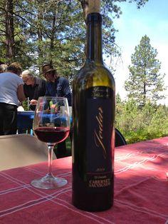 Jodar Vineyards and Winery, El Dorado Wine Country   spaswinefood