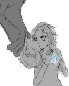 Jack Frost X Elsa by Meawko on DeviantArt Crossover, Disney And More, Disney Love, Walt Disney, Guardians Of Childhood, Frozen And Tangled, Frozen Heart, Jack Frost And Elsa, Rise Of The Guardians