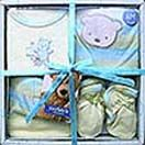 Towel set for your baby. Send Same Day gifts to Hyderabad at low cost by local florist. Fast and same day gifts delivery to Hyderabad.  Visit our site : www.flowersgiftshyderabad.com/Newborn-Gifts-to-Hyderabad.php