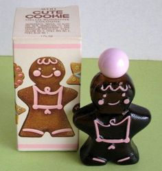 1979 Avon Cute Cookie Gingerbread