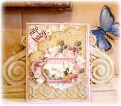 Card made by Websters Pages design team member Gabrielle Pollacco featuring WP Journaling cards