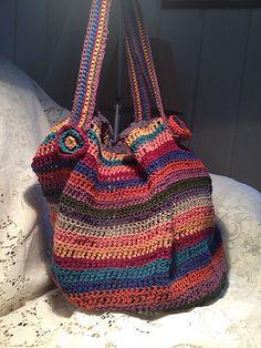 Ravelry: Moongardener's Market Bag