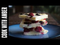 Nutella Yogurt Bark - YouTube