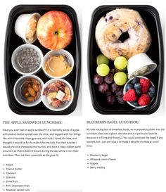 Heavenly Suggestions For A Healthy Snack Ideas FOOD, Stephanie Toledo, FOOD Healthy Snacks For Kids Great lunch ideas, for you or the . Lunch To Go, Lunch Meal Prep, Healthy Meal Prep, Healthy Snacks For Kids, Healthy Eating, Healthy Recipes, Lunch Time, Healthy Drinks, Healthy Food
