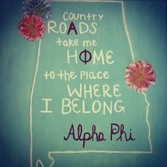 cΩuntry roads, take me hΦme to the plAce where i belong