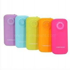Batterie externe 5600mAh avec LED - Coloré style Batterie Portable, Water Bottle, Led, Drinks, Style, Drinking, Swag, Beverages, Water Bottles
