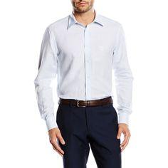 Versace 19.69 Abbigliamento Sportivo Srl Milano Italia Mens Fit Modern Classic Neck Shirt MCC57