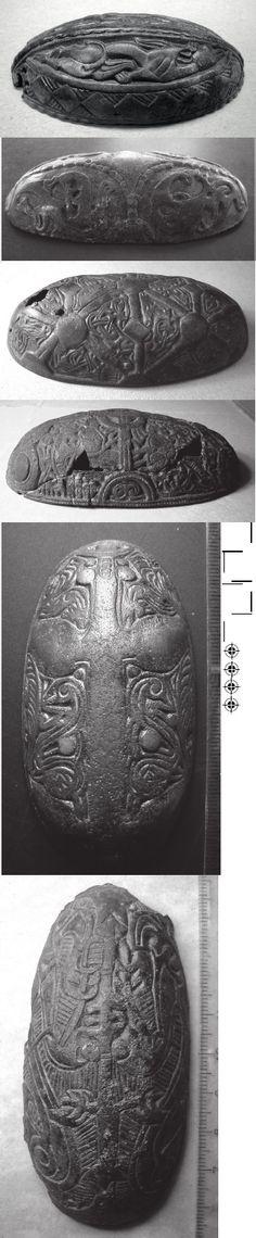 ype  variant  Domed oblong brooches of Vendel Period Scandinavia   Martin Rundkvist - Academia.edu