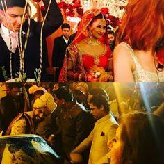 Divyanka Tripathi and Vivek Dahiya's Wedding Pictures