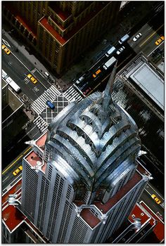 Chrysler Building in Manhattan, New York