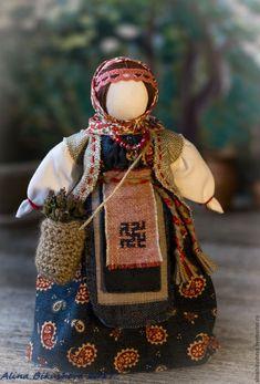 "Купить Кукла-оберег ""Берегиня"" - народные куклы, славянские куклы, кукла-оберег, берегиня"