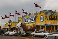 Big Texas Steak Ranch - Route 66, Amarillo, TX