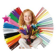 100 unids/lote shilly-stick Felpa Niños Juguete DIY Juguete juguetes de Inteligencia Juguetes Educativos de Los Niños materiales de arte hecho a mano de Navidad